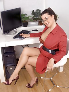 Office Old Pussy Pics